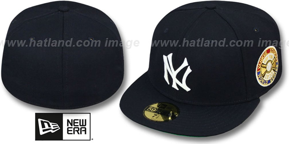 Yankees 1936 'WORLD SERIES CHAMPS' GAME Hat by New Era