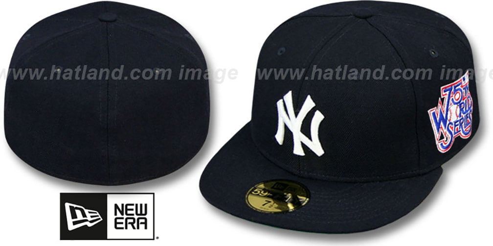 Yankees 1978 'WORLD SERIES CHAMPS' GAME Hat by New Era