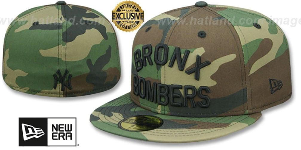 e6f4362e YankeesHats.com - New York Yankees Hats - Yankees 'BRONX BOMBERS ...