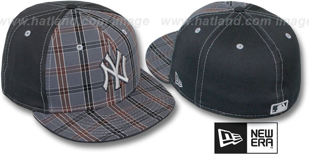 Yankees 'MacFADYEN' Grey Fitted Hat by New Era