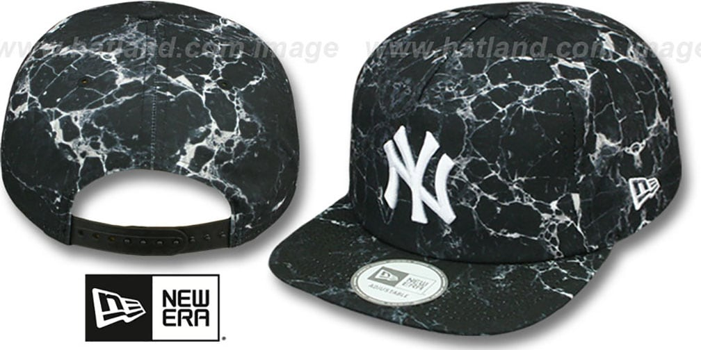 Yankees 'MARBLE MIX SNAPBACK' Hat by New Era