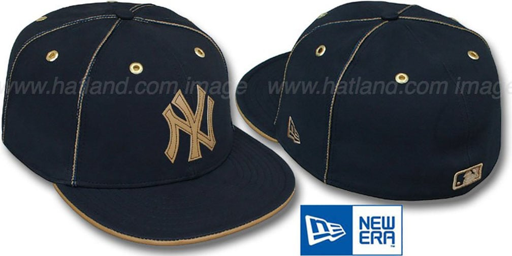 Yankees 'NAVY DaBu' Fitted Hat by New Era