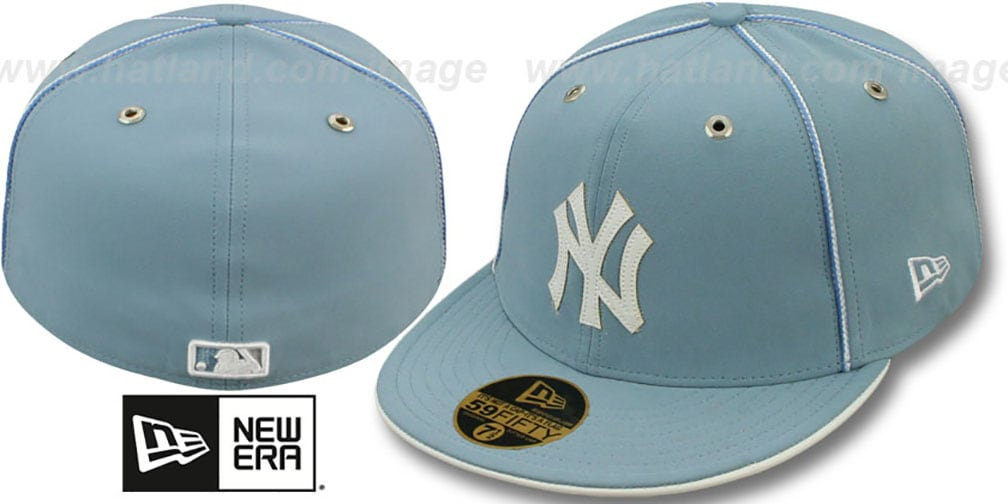 Yankees 'SKY BLUE DaBu' Fitted Hat by New Era