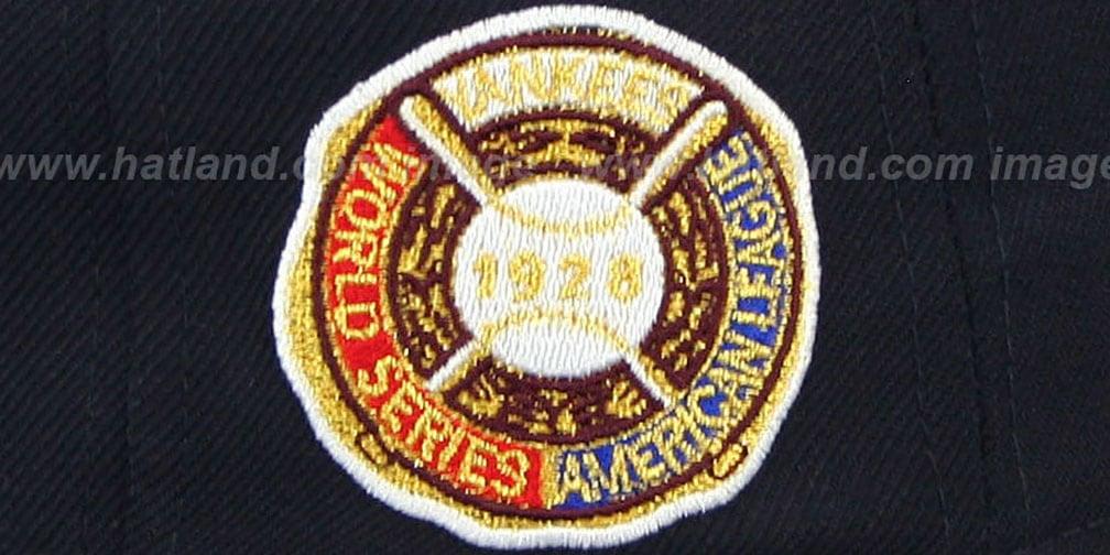 8eb05d9a5b1d9 YankeesHats.com - New York Yankees Hats - Yankees 1928  WORLD SERIES ...
