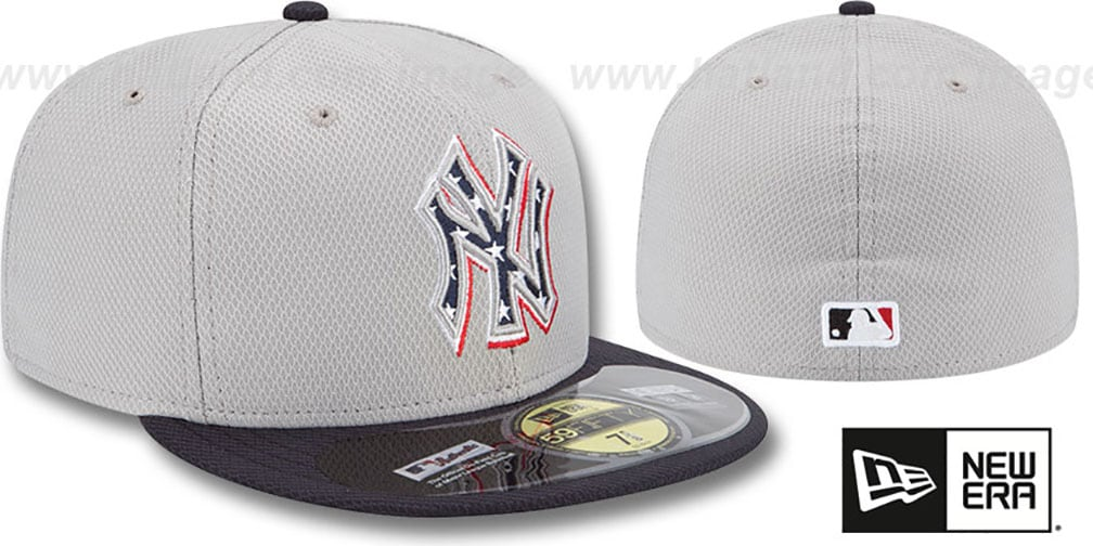 Yankees 2013 'JULY 4TH STARS N STRIPES' Hat by New Era
