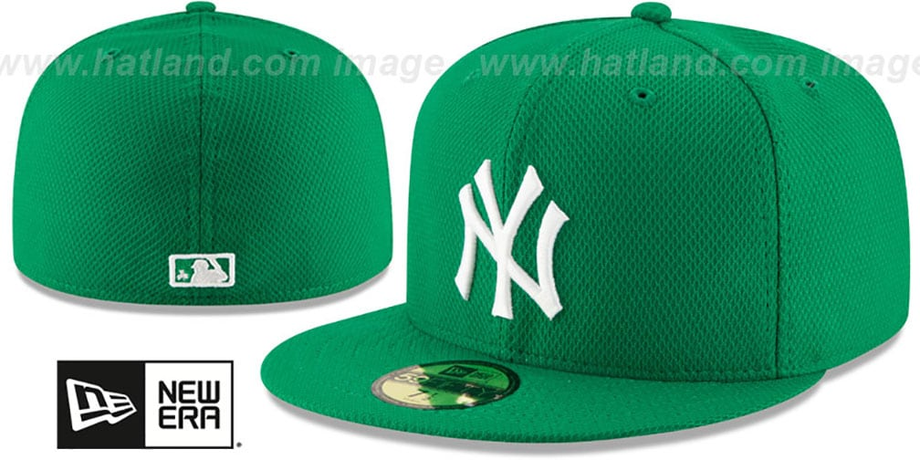 Yankees 2016 'ST PATRICKS DAY' Hat by New Era