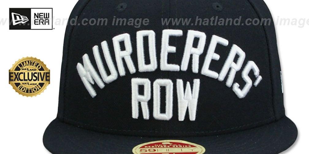 870c361f YankeesHats.com - New York Yankees Hats - Yankees 'MURDERERS ROW ...