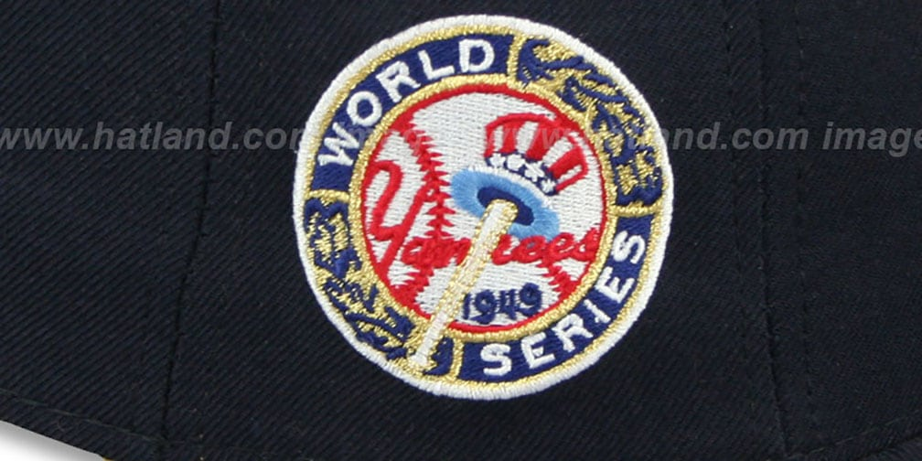 Yankees 1949 'WORLD SERIES GAME'-2 Hat by New Era