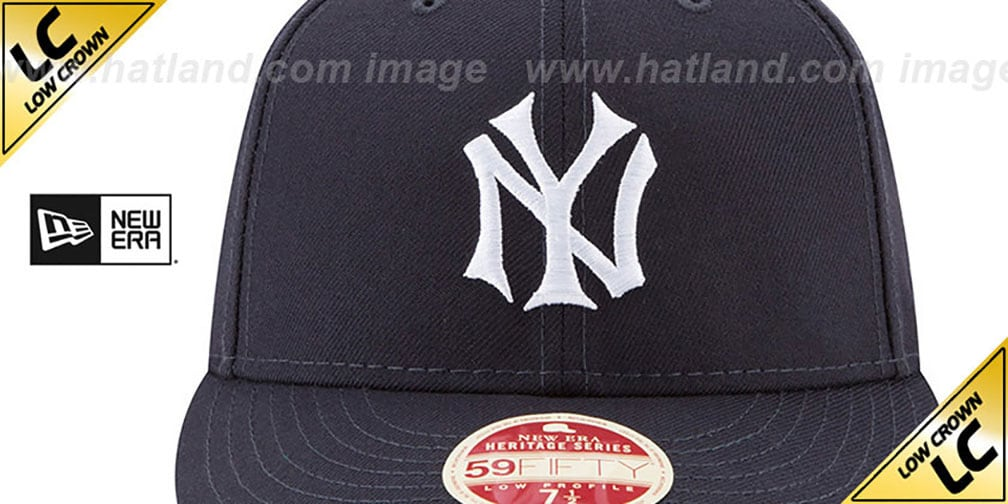 ... promo code for yankees low crown vintage fitted hat by 33d03 0865b 792e97058803