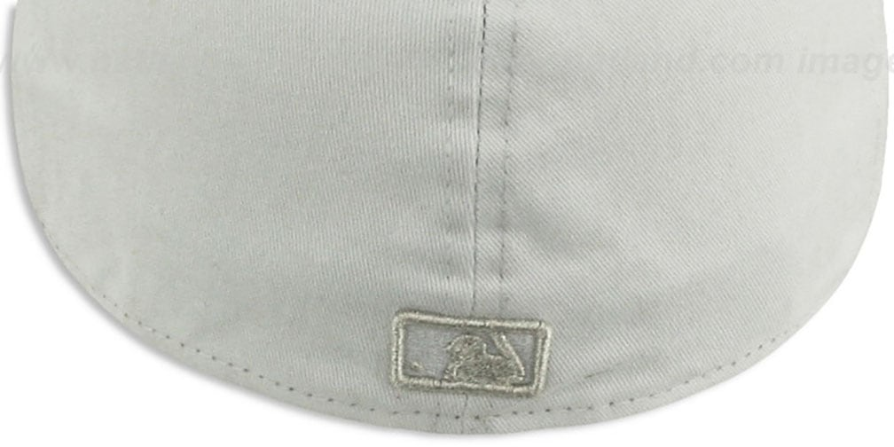 Yankees 'STUD-POP' White Fitted Hat by New Era