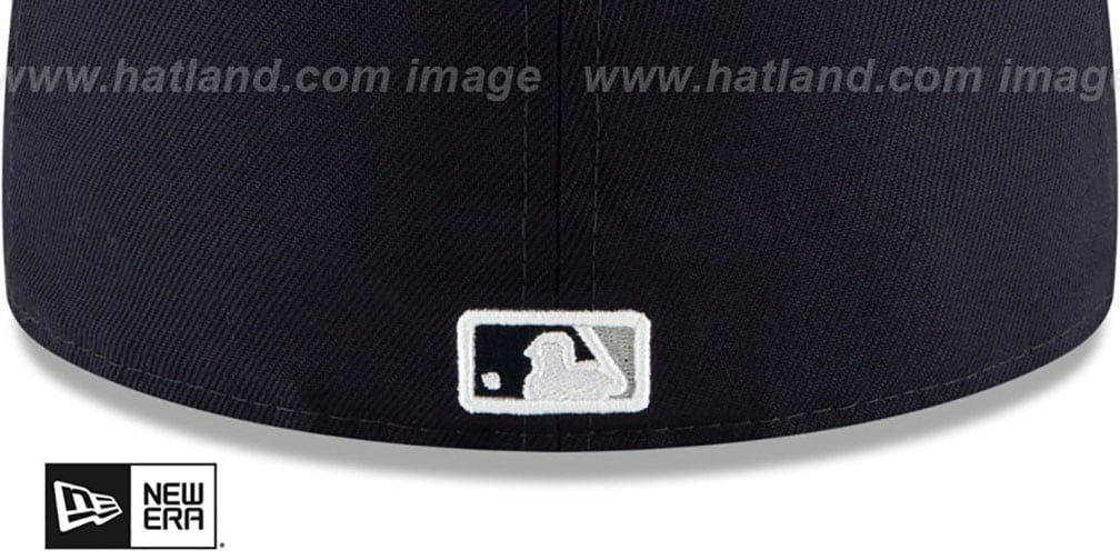 Yankees 'TEAM-GEM' Navy Fitted Hat by New Era
