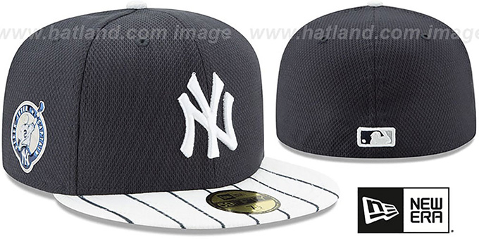 fff7222b29381 ... sweden yankeeshats new york yankees hats yankees 2017 jeter diamond era  game navy white hat by
