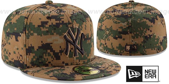 91043e605d6 YankeesHats.com - New York Yankees Hats - Yankees 2016 MEMORIAL DAY  STARS  N STRIPES  Hat by New Era