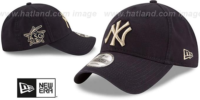 62b34638689 YankeesHats.com - New York Yankees Hats - Yankees  2017 MLB ALL-STAR  STRAPBACK  Navy Hat by New Era