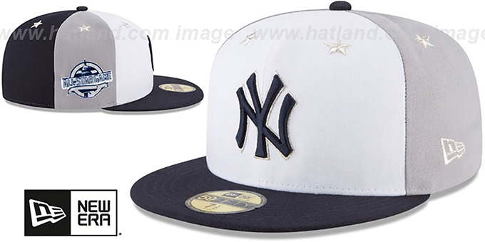 dec57a1abba YankeesHats.com - New York Yankees Hats - Yankees  2018 MLB ALL-STAR GAME  Fitted  Hat by New Era