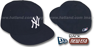 New York Yankees 1999-2006 'GAME' Hat by New Era
