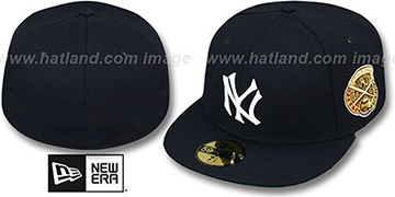Yankees 1938 'WORLD SERIES CHAMPS' GAME Hat by New Era