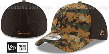 Yankees 2016 MEMORIAL DAY 'STARS N STRIPES FLEX' Hat by New Era