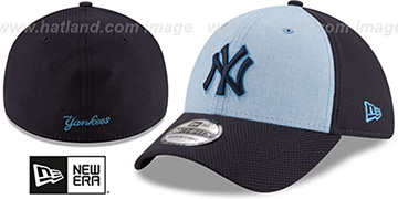 Yankees '2018 FATHERS DAY FLEX' Sky-Navy Hat by New Era