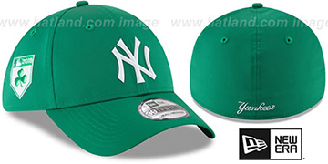 Yankees 2018 'ST PATRICKS DAY' FLEX Hat by New Era