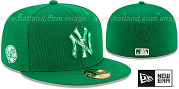 Yankees 2020 'ST PATRICKS DAY' Fitted Hat by New Era