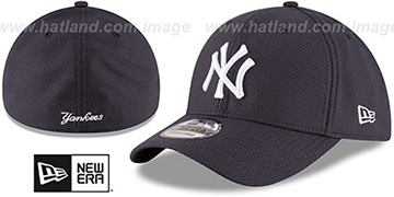 Yankees 'DIAMOND ERA CLASSIC' Flex Hat by New Era