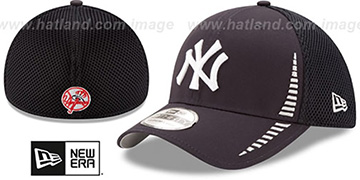 Yankees 'NEO SPEED MESH-BACK' Navy Flex Hat by New Era