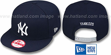 Yankees 'REPLICA GAME SNAPBACK' Hat by New Era