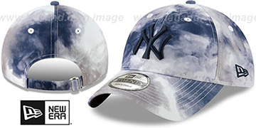 Yankees 'TIE-DYE STRAPBACK' Hat by New Era